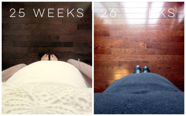 25 weeks 26 weeks